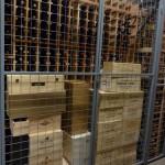 Bottle racks & case storage