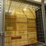 Original wood cases