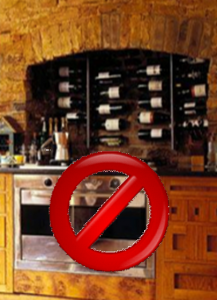 Avoid the Kitchen!!