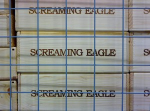 Screaming Eagle close up 300x222 Chubb Insurance appoints San Diego Wine Storage to Masterpiece Protection Network