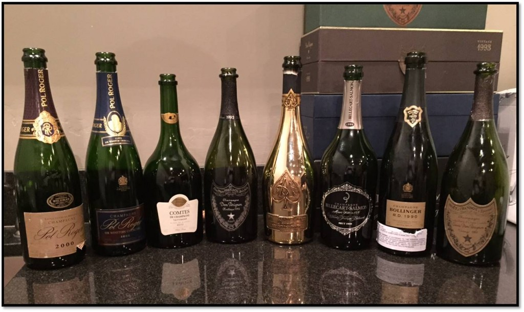 Champagne Deep Dive lineup