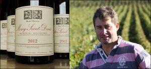 Haisma wines and Haisma headshot